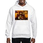 San Antonio, Texas Hooded Sweatshirt