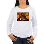 San Antonio, Texas Women's Long Sleeve T-Shirt