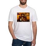 San Antonio, Texas Fitted T-Shirt