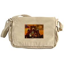 San Antonio, Texas Messenger Bag