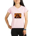 San Antonio, Texas Performance Dry T-Shirt