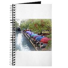 The Riverwalk in Art Journal