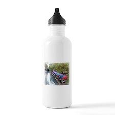 The Riverwalk in Art Water Bottle