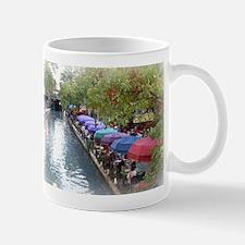 The Riverwalk in Art Mug