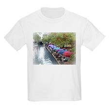 The Riverwalk in Art T-Shirt
