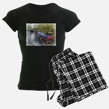 The Riverwalk in Art Pajamas