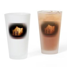 The Alamo Drinking Glass