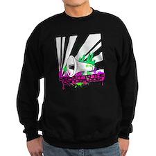 REPORT TO THE DANCEFLOOR Sweatshirt