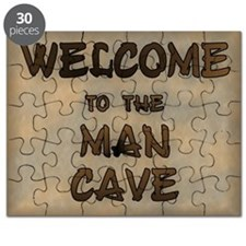 Welcome to the Man Cave Puzzle