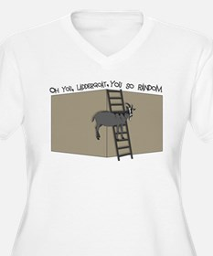 Oh you Laddergoat You SO Random T-Shirt