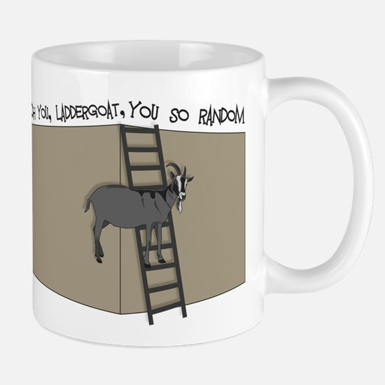Oh you Laddergoat You SO Random Mug