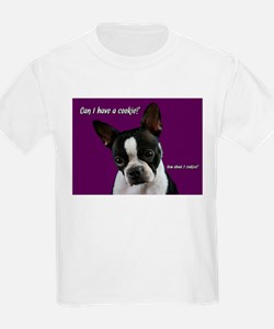 Boston Terrier wants a cookie T-Shirt