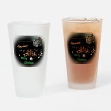 Snapshot Moment Drinking Glass