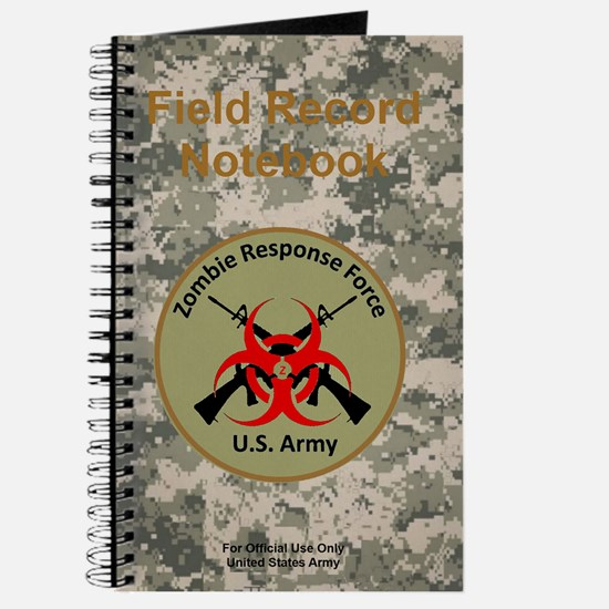 Zombie Response Force Journal