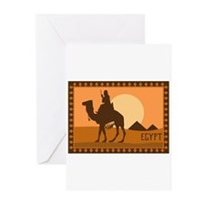 Egypt Greeting Cards (Pk of 10)