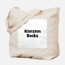 Kiersten Rocks Tote Bag