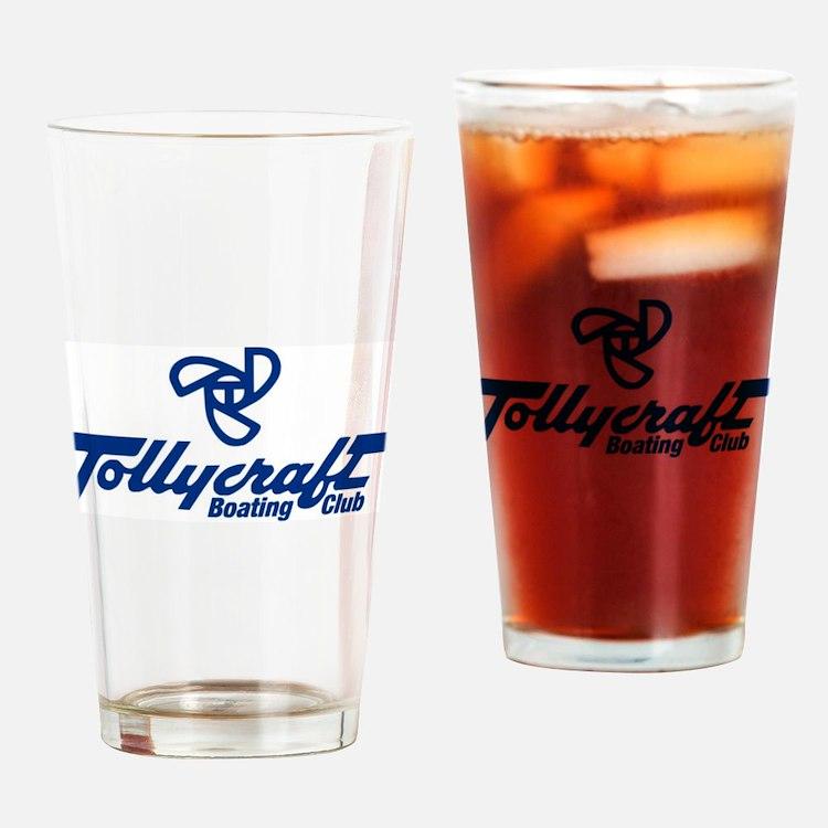 Cute Clubs Drinking Glass