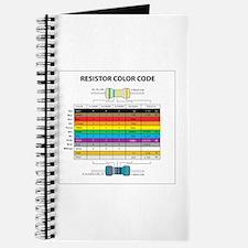 Resistor Color Journal