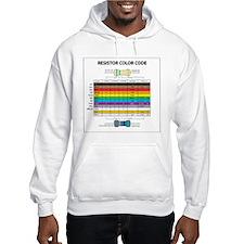 Resistor Color Hoodie