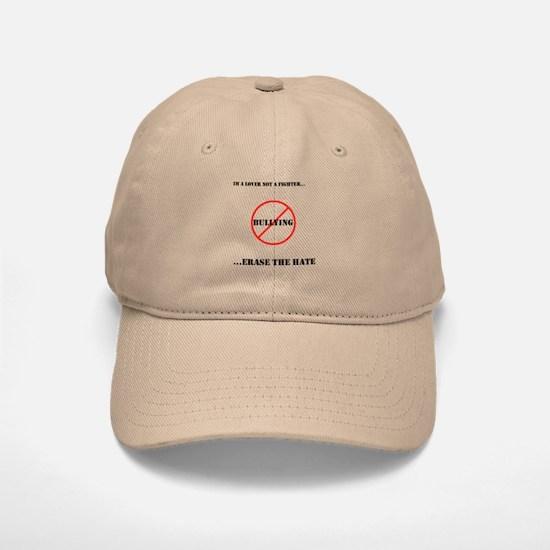 """Erase The Hate"" Baseball Baseball Cap"