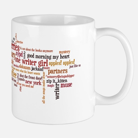 Castle - Castle/Beckett - More Than Coffee