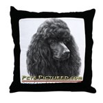 Pets Pictured.com Promo Throw Pillow