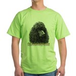Pets Pictured.com Promo Green T-Shirt