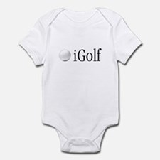 Official iGolf Infant Creeper