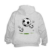 Soccer (7) Kids Hoodie