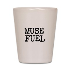 Muse Fuel Shot Glass
