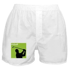 Official Green iGolf Boxer Shorts
