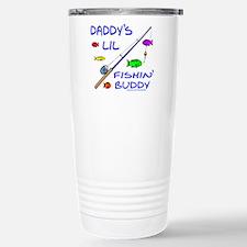 DADDY'S FISHIN' BUDDY Travel Mug