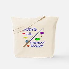 DADDY'S FISHIN' BUDDY Tote Bag
