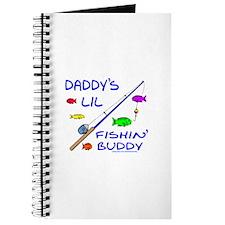 DADDY'S FISHIN' BUDDY Journal
