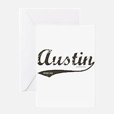 Austin Since 1835 Greeting Card