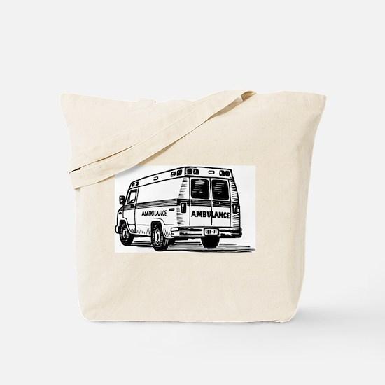 Ambulance100 Tote Bag