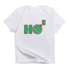 Ho Cubed Red Infant T-Shirt