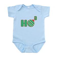 Ho Cubed Red Infant Bodysuit