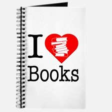 I Heart Books or I Love Books Journal