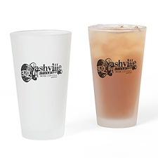 Nashville Drinking Glass