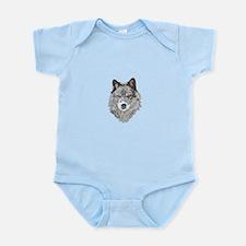 Wolf Infant Bodysuit