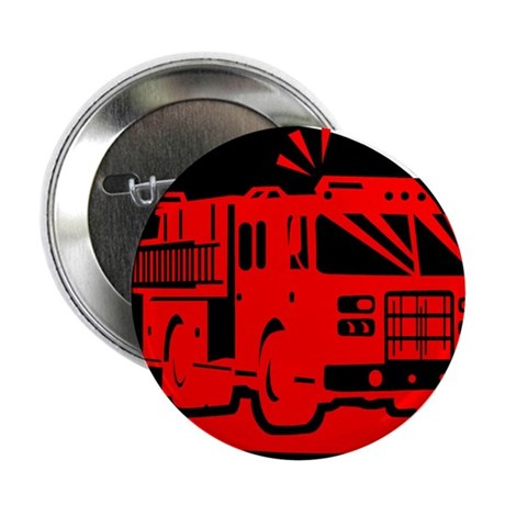 "Fire Engine9 2.25"" Button (100 pack)"
