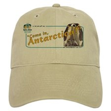 Come In Antarctica Baseball Cap