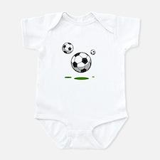 Soccer (8) Baby Light Bodysuit