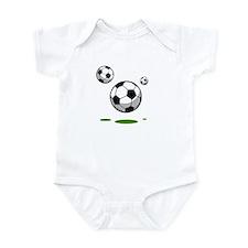 Soccer (8) Infant Bodysuit