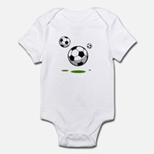 Soccer (8) Infant Bodysuit