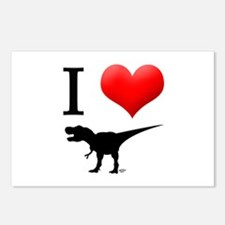 Dinosaurs Postcards (Package of 8)