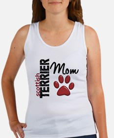 Scottish Terrier Mom 2 Women's Tank Top