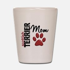 Scottish Terrier Mom 2 Shot Glass