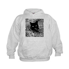 Cat in the Grass Hoodie